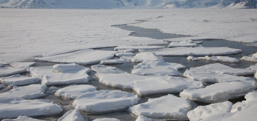 Invited talk @ Swiss Polar Institute conference