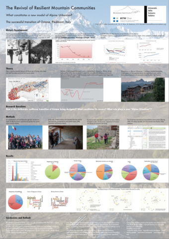 New poster publication: International Sustainability Transitions conference