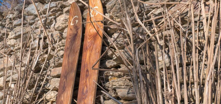ISPO awards for eco achievement: the first 100% hemp fiber ski