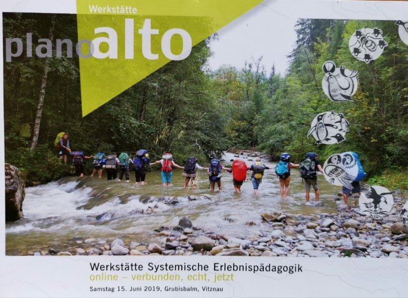 Keynote speech on Systems Oriented Experiential Outdoor Pedagogics