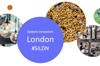 Panel speaker at Systems Innovation London