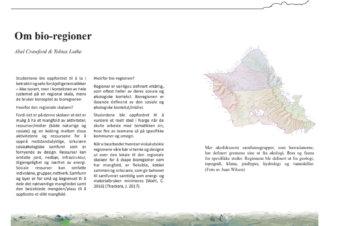 Visions for future bio-regional agricultural systems with autonomous technology