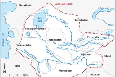 New publication on Ecotourism Opportunities for Sustainability in the Aral Sea Region, Uzbekistan