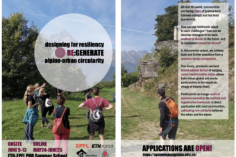 PhD Summer School by ETHZ, EPFL, and MonViso Institute